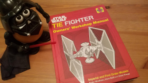 TIE FIGHTER OWNERS' MANUAL