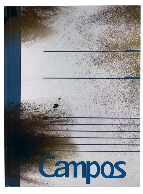 Burnt Campos Notebook Toynk Toys