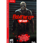 Friday the 13th the game Nintendo Switch August 2019 release