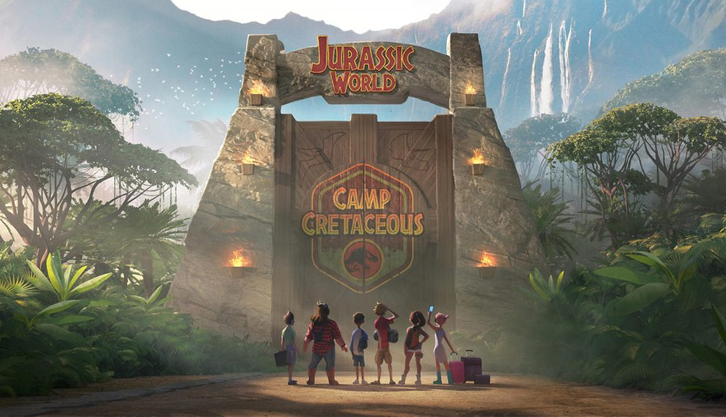 Jurassic World Camp Cretaceous Netflix 2020