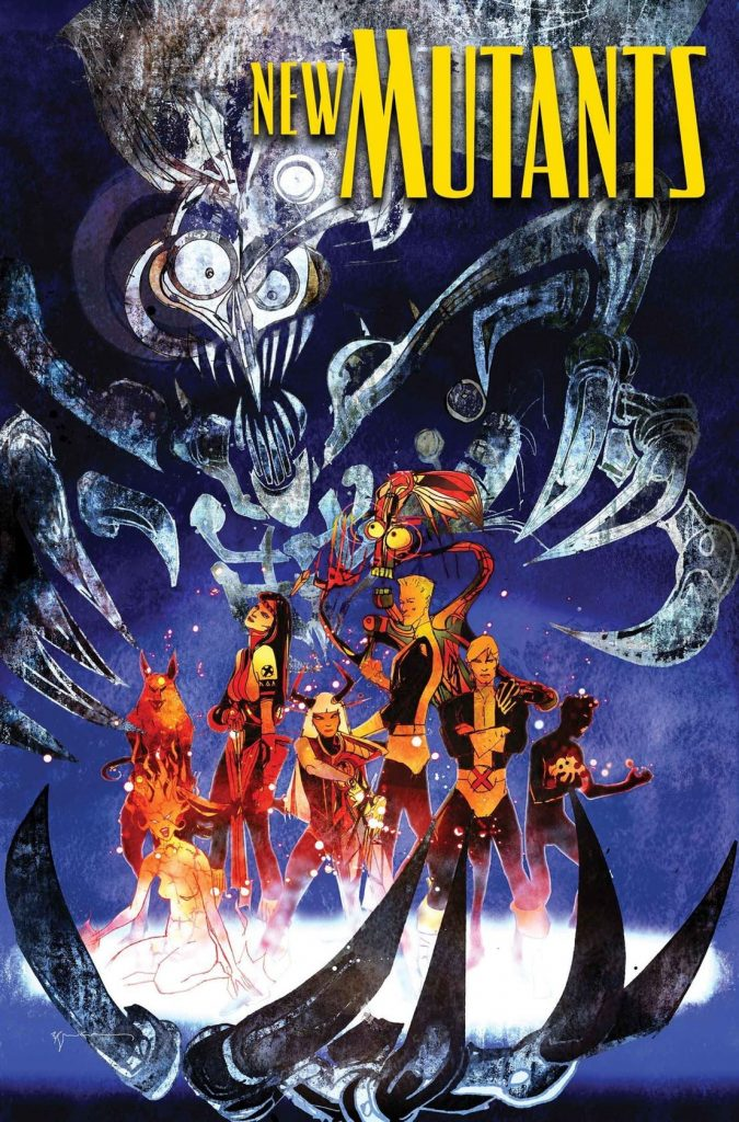New Mutants War Children comic September 2019