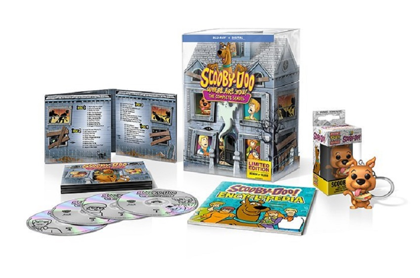 mystery mansion scooby-doo where are you limited edition