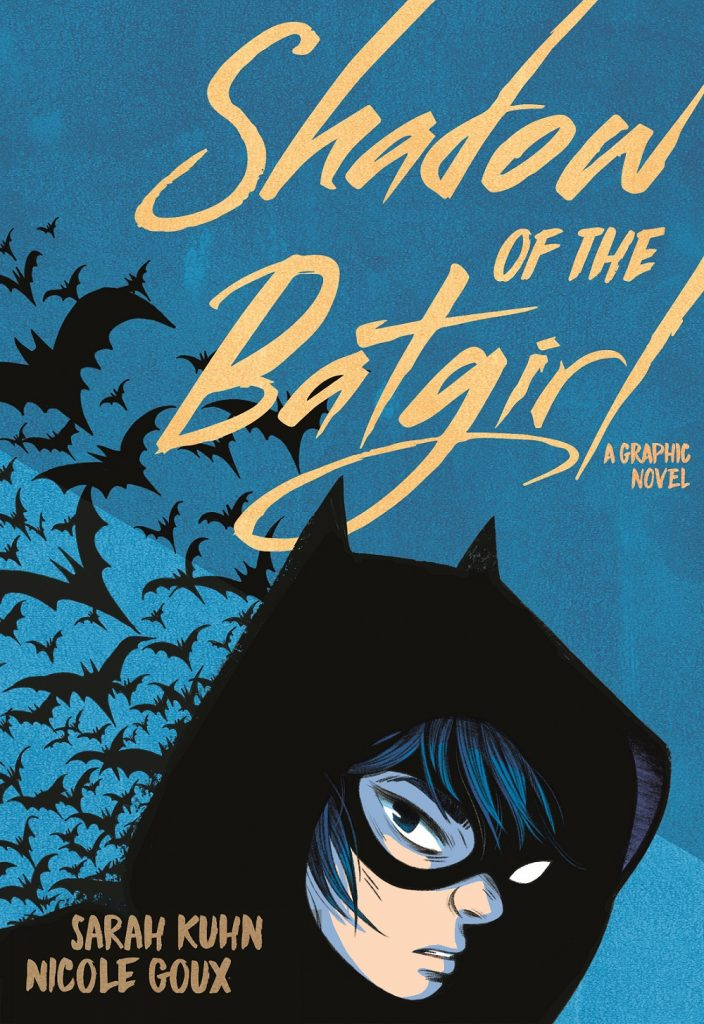 shadow of the batgirl dc ink