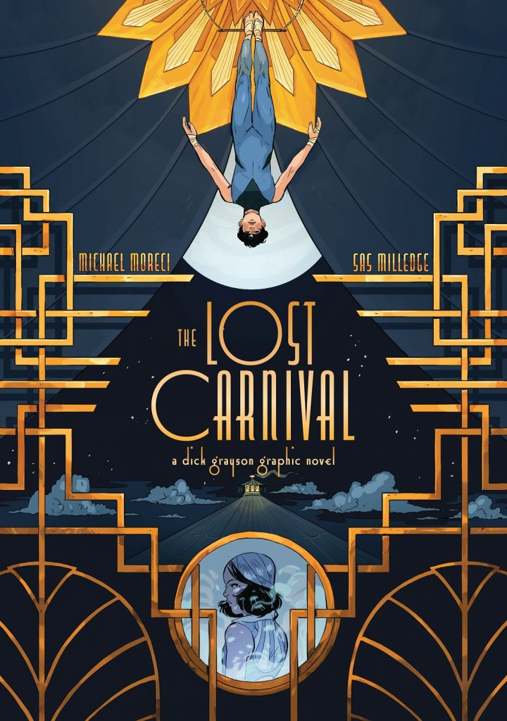 the lost carnival dc ink