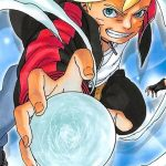 boruto chapter 35 It's Up To You manga review