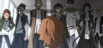 "Bungo Stray Dogs 3×09 Review: ""Cannibalism Part 1"""