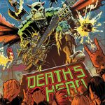 death's head Issue 1 marvel miniseries wiccan hulkling