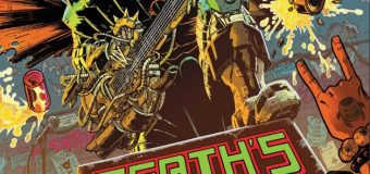 Death's Head Issue 1 Review: The Bo(d)y In Question
