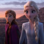 Anna and Elsa Frozen 2