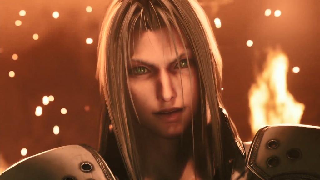 Final Fantasy 7 Hoechlin