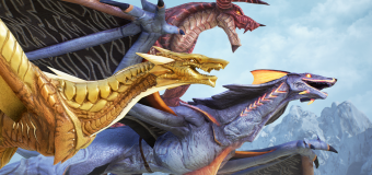 "Dragon-Riding Rail Shooter ""Galerider: Free to Fly"" iOS Release This July!"