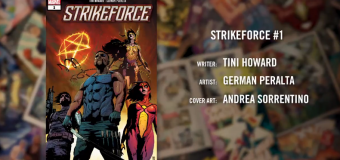 "Wiccan Joining Marvel's Most Ruthless Team ""Strikeforce"" This September!"