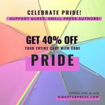 NineStar Press Pride Sale