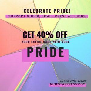 NineStar Press Pride Sale