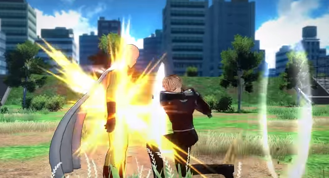 one punch man a hero nobody knows game