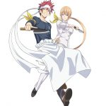 Shin no Sara Food Wars S4