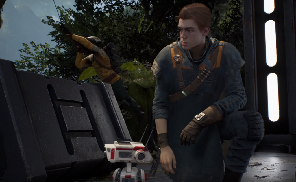 star wars jedi fallen order game
