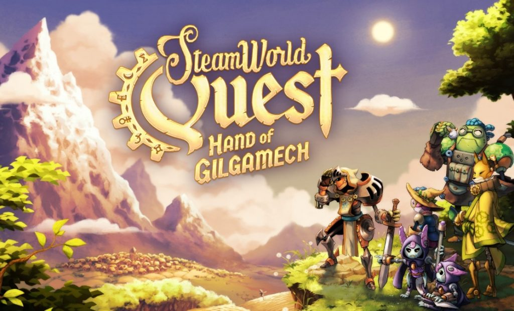 steamworld quest hand of gilgamech review steam pc