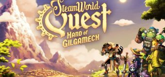 SteamWorld Quest: Hand of Gilgamech – Game Review (PC/Steam)