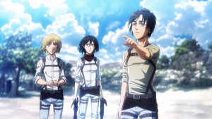 The Other Side of the Wall Attack on Titan