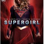 Supergirl Season 4 Blu-ray DVD release September 2019