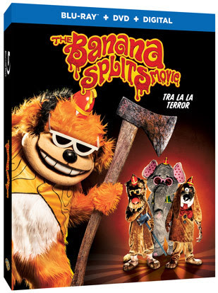 banana splits movie release August Blu-ray dvd digital