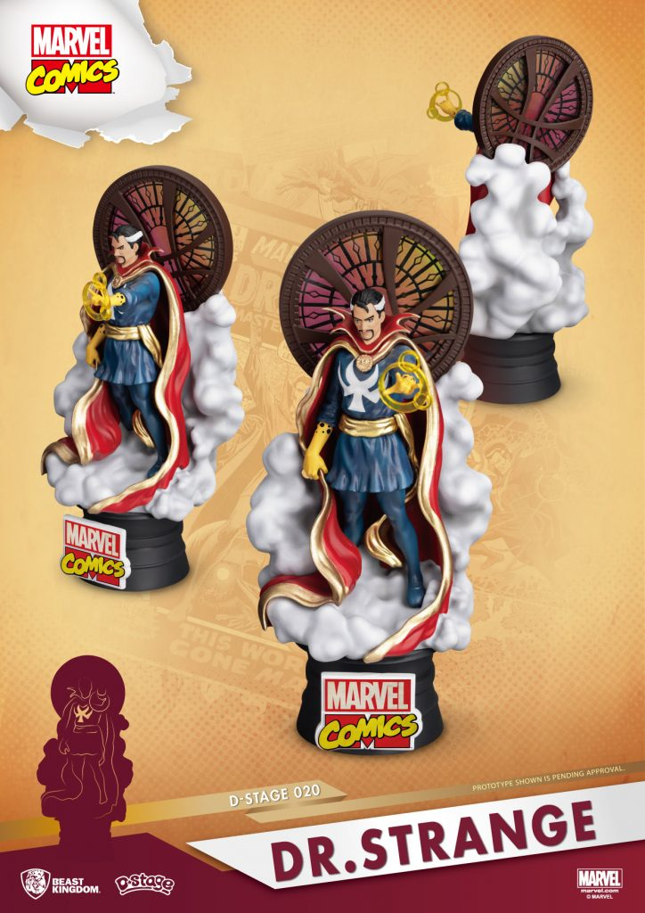 doctor strange PREVIEWS Exclusive statue