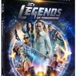 DC Legends of Tomorrow Season 4 Blu-ray DVD release September 2019