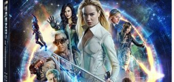 """DC's Legends of Tomorrow: The Complete Fourth Season"" on Blu-ray and DVD This September!"