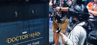 New Doctor Who VR Game Makes Fannish Dreams Come To Life