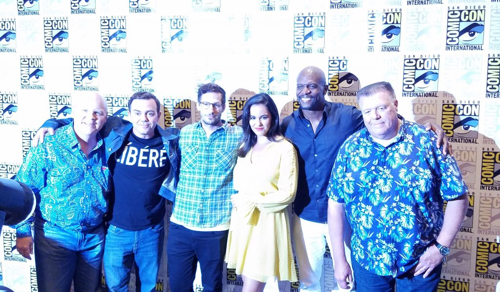 Brooklyn Nine-Nine at SDCC 2019