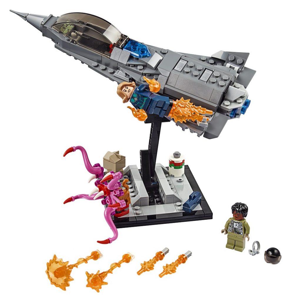 LEGO SDCC 2019 Captain Marvel