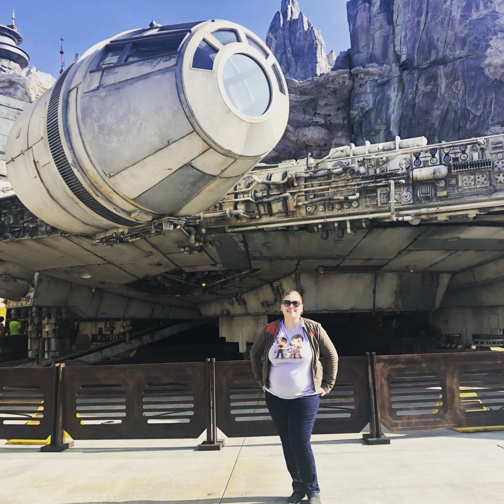 Galaxy's Edge Theme Parks