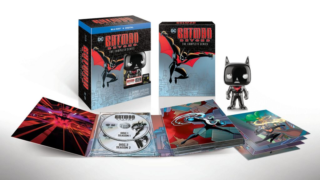 Batman Beyond Limited Blu-ray set