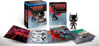 """Batman Beyond: The Complete Animated Series"" Limited Edition Blu-ray Set Review"