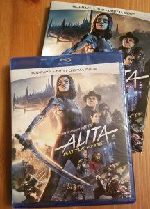 Alita DVD
