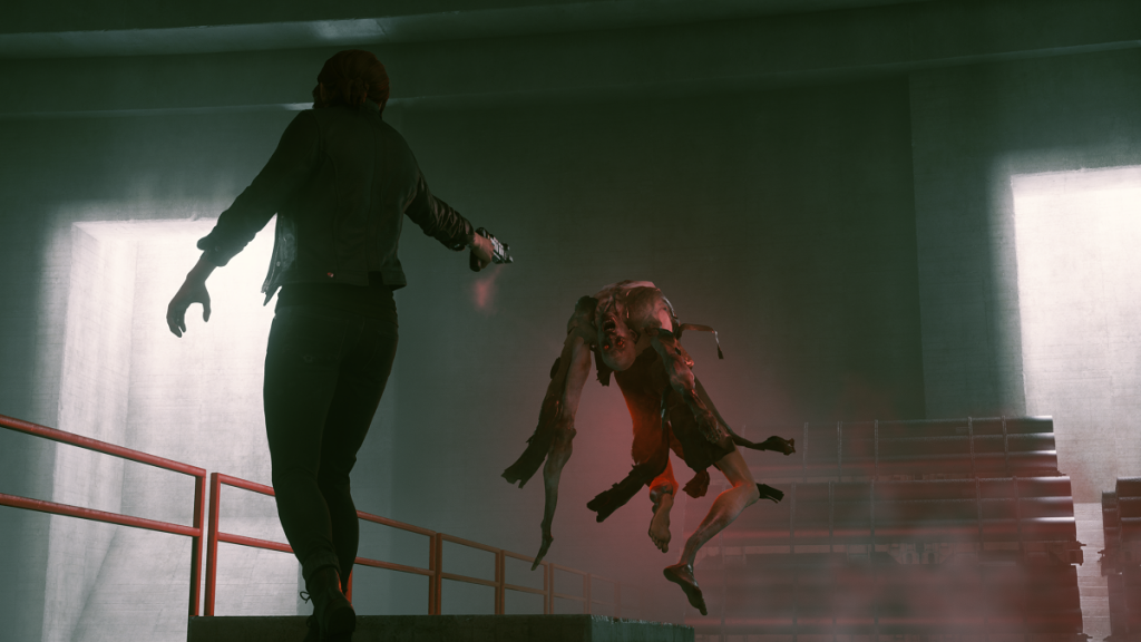 Remedy Control game story trailer