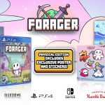 Forager Game Nintendo Switch PS 4 release 2019