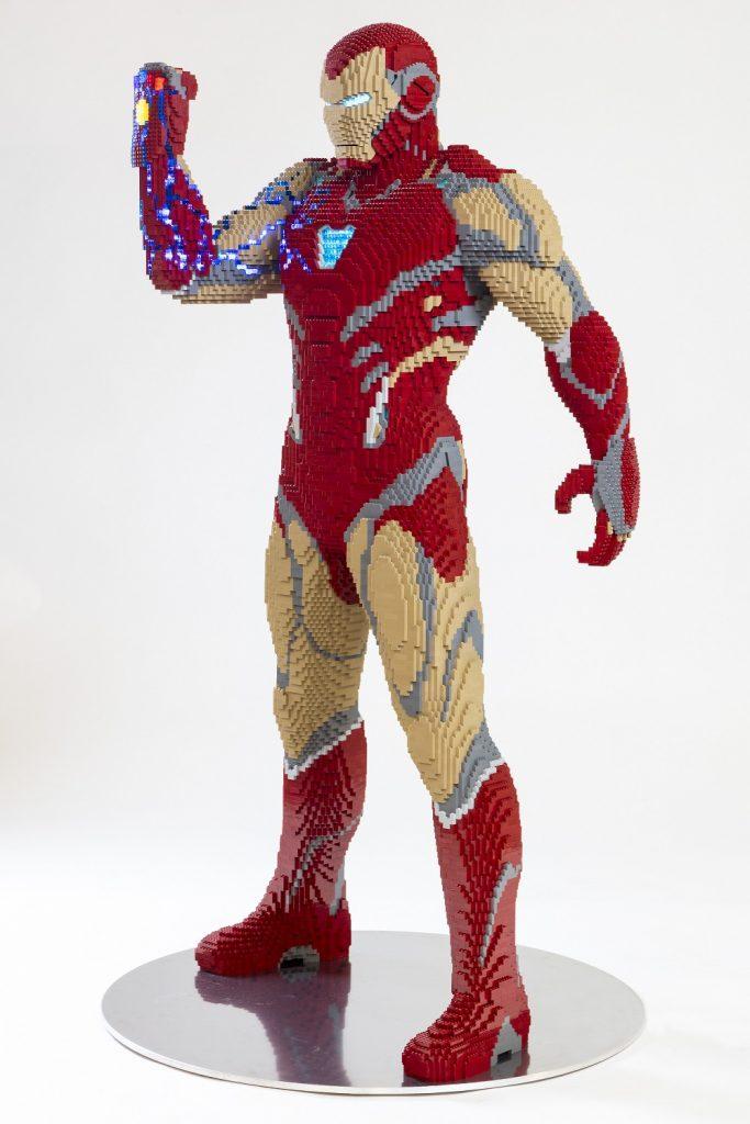 Iron Man SDCC 2019 LEGO
