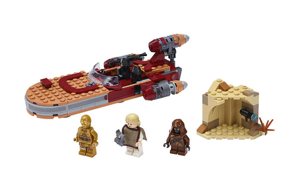 LEGO SDCC 2019 Star Wars
