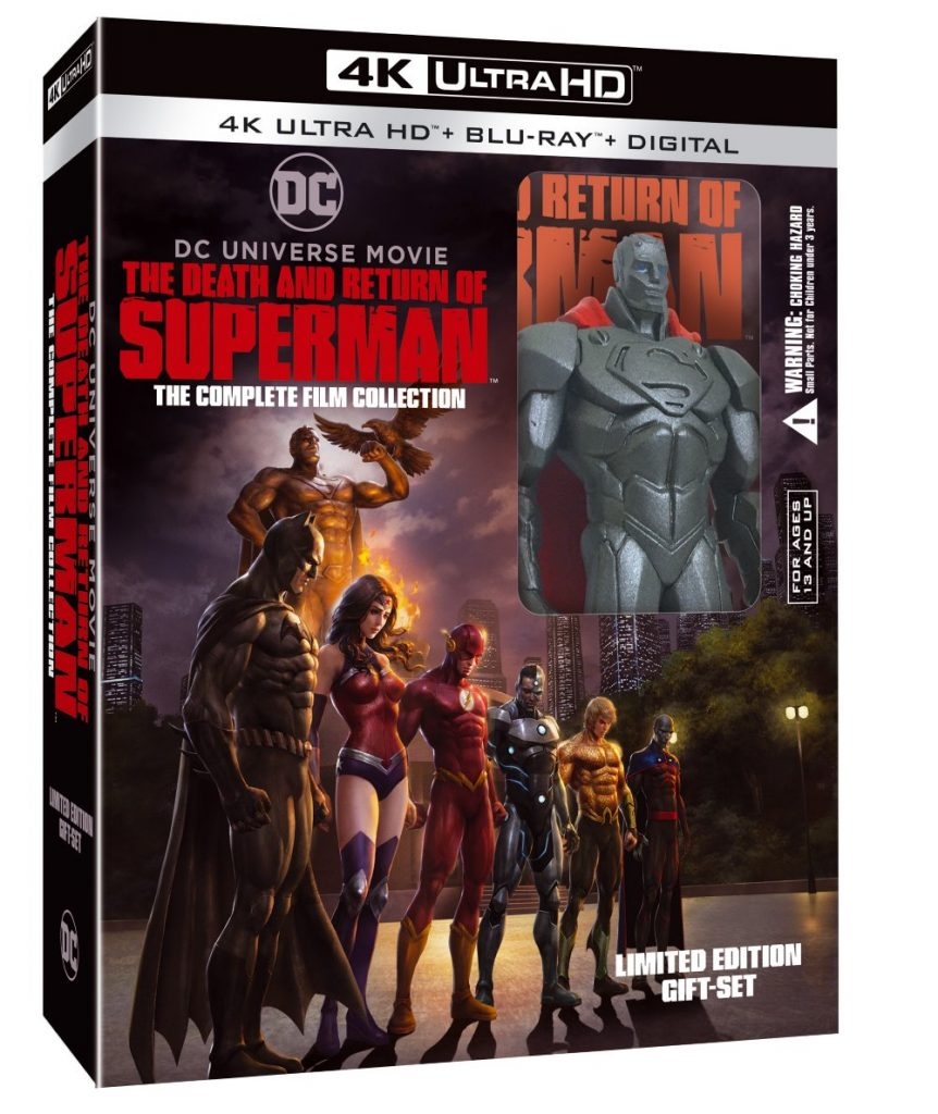 The Death and Return of Superman Collection