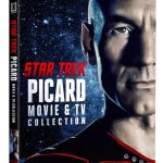 Star Trek Picard Movie TV Collection Blu-ray October 2019