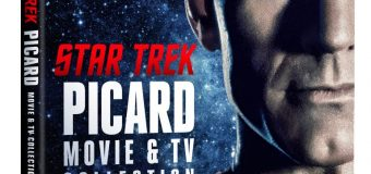 """Star Trek: Picard Movie and TV Collection"" Coming to Blu-ray This October!"