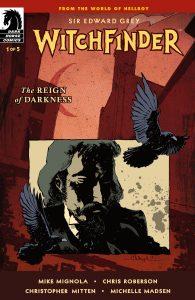 Witchfinder Reign of Darkness comic book