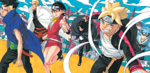Boruto manga 36 Surprise Attack review