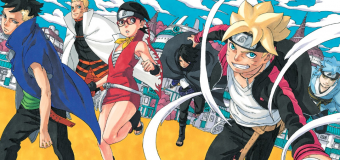 """Boruto: Naruto Next Generations"" Manga Issue 36 Review: Surprise Attack"