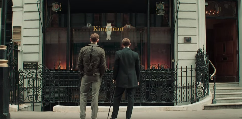 The King's Man official Trailer the king's man film