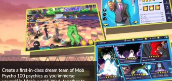 "Crunchyroll Games Announces New ""Mob Psycho 100"" iOS and Android Game!"
