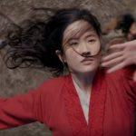 liu yifei Mulan 2020 disney film