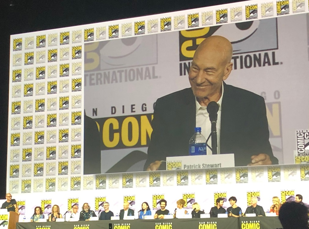 Star Trek Picard SDCC 2019